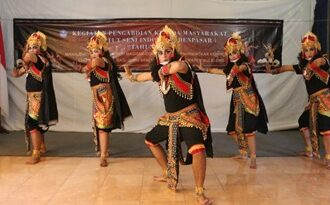 Tari Magoak-goakan, Refleksi Budaya Lokal Buleleng