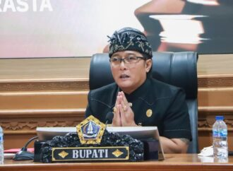 Bupati Giri Prasta Presentasi Calon Penerima Anugerah Kebudayaan Indonesia 2021