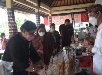18 IKM Denpasar Ikuti Pameran IKM Bali Bangkit IV