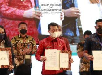 """ Access to Market"" Produk UMKM Klungkung"